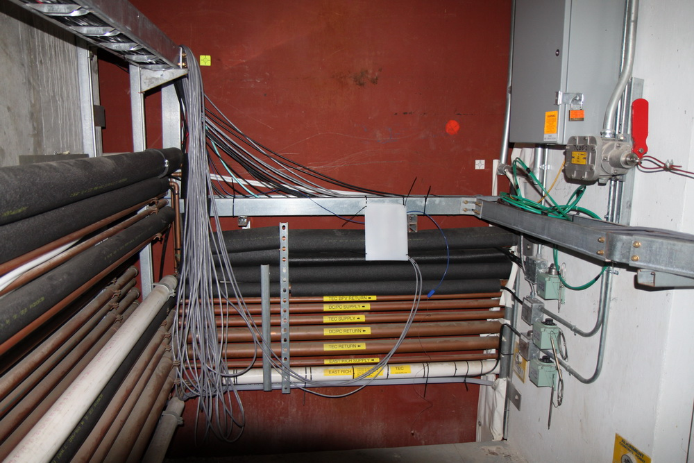 Cryogenic And Superconductive Techniques Laboratory  U00bb Resistive Pad Chambers Detector